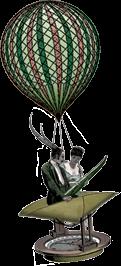 balloon - Hendrick's Gin - Elevatum