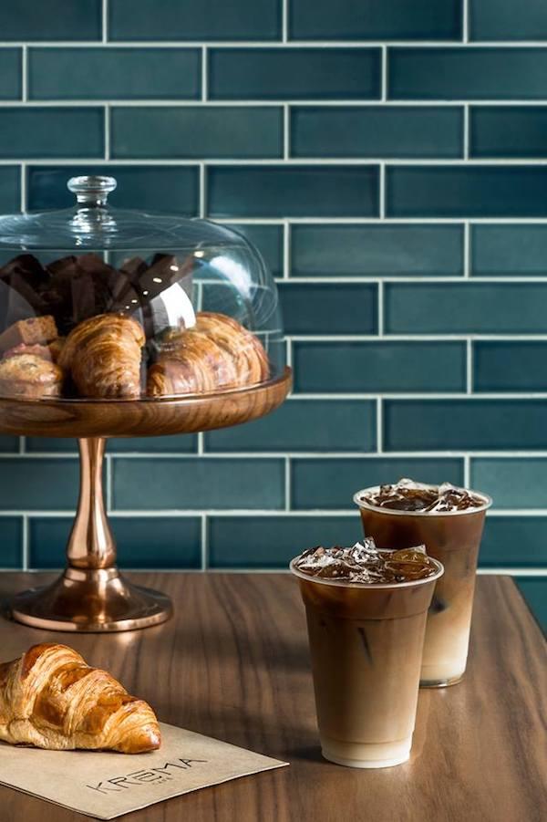Kréma café - Viennoiseries