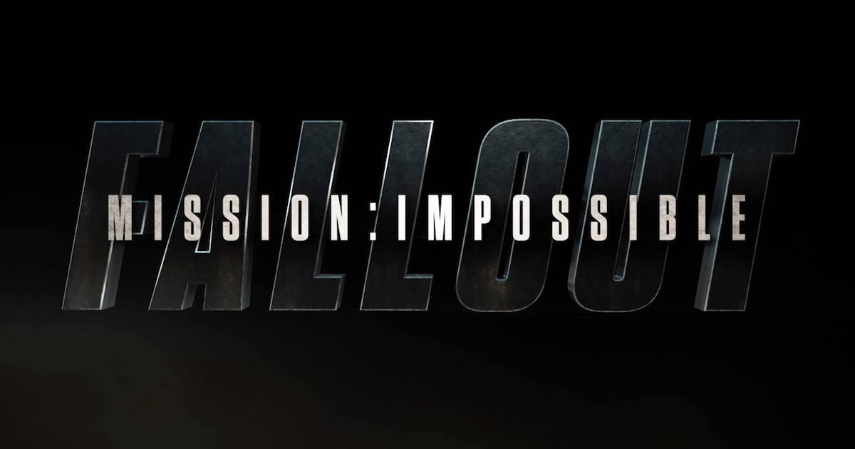 Mission: Impossible - Répercussions - Couverture
