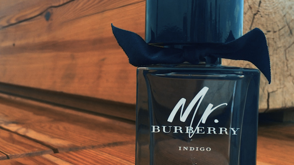 Mr. Burberry Indigo for Men - Bottle Wood
