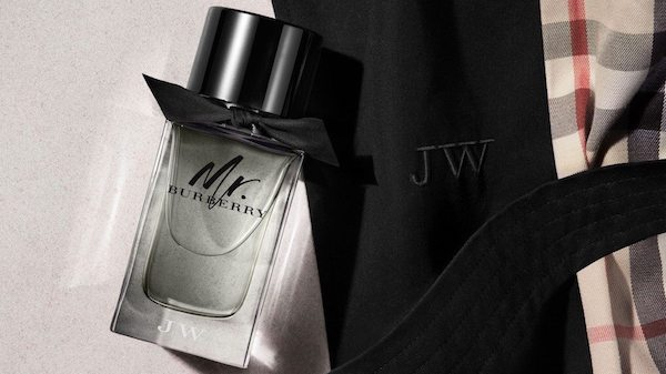 Mr. Burberry perfume - trench