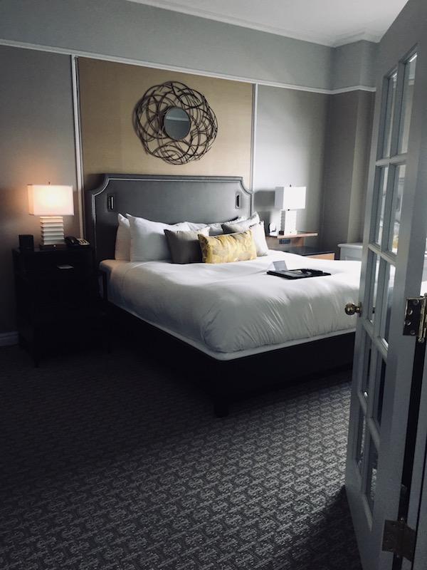 Quebec City - Fairmont Le Château Frontenac Room
