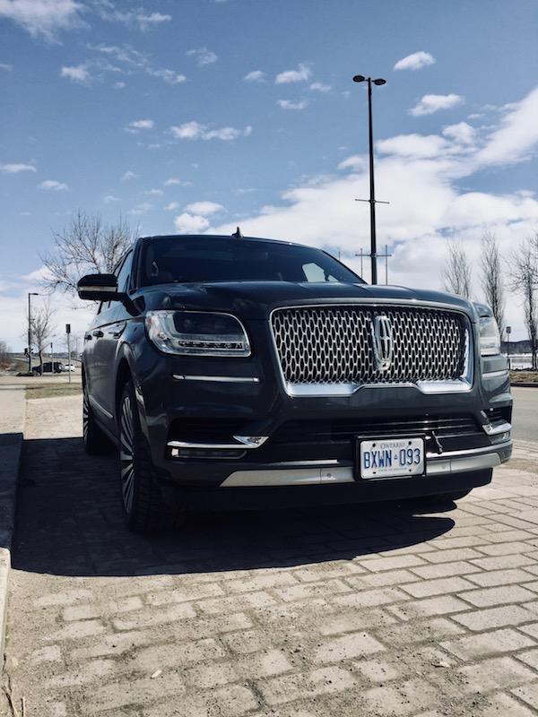 Quebec City - Lincoln Navigator