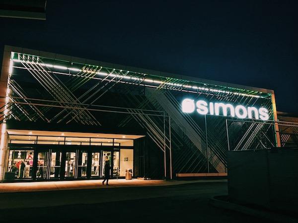 Quebec City - Simons