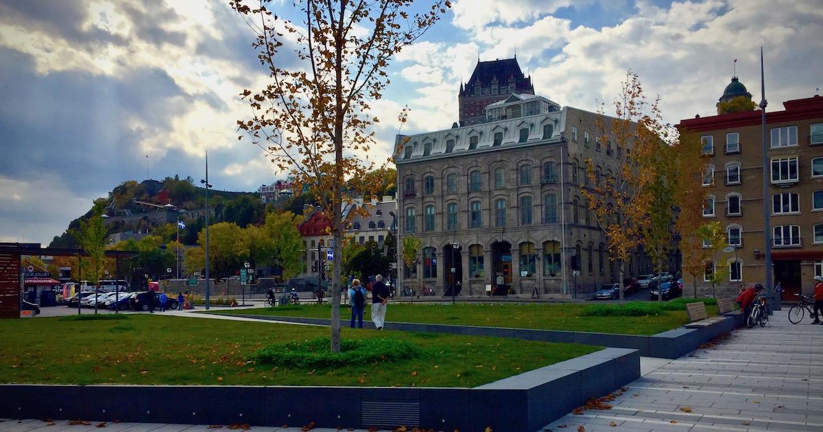 Guide de Ville : La Ville de Québec