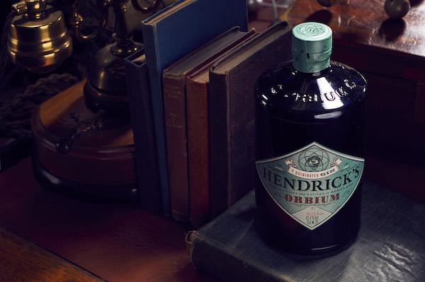Hendrick's Orbium - Bouteille