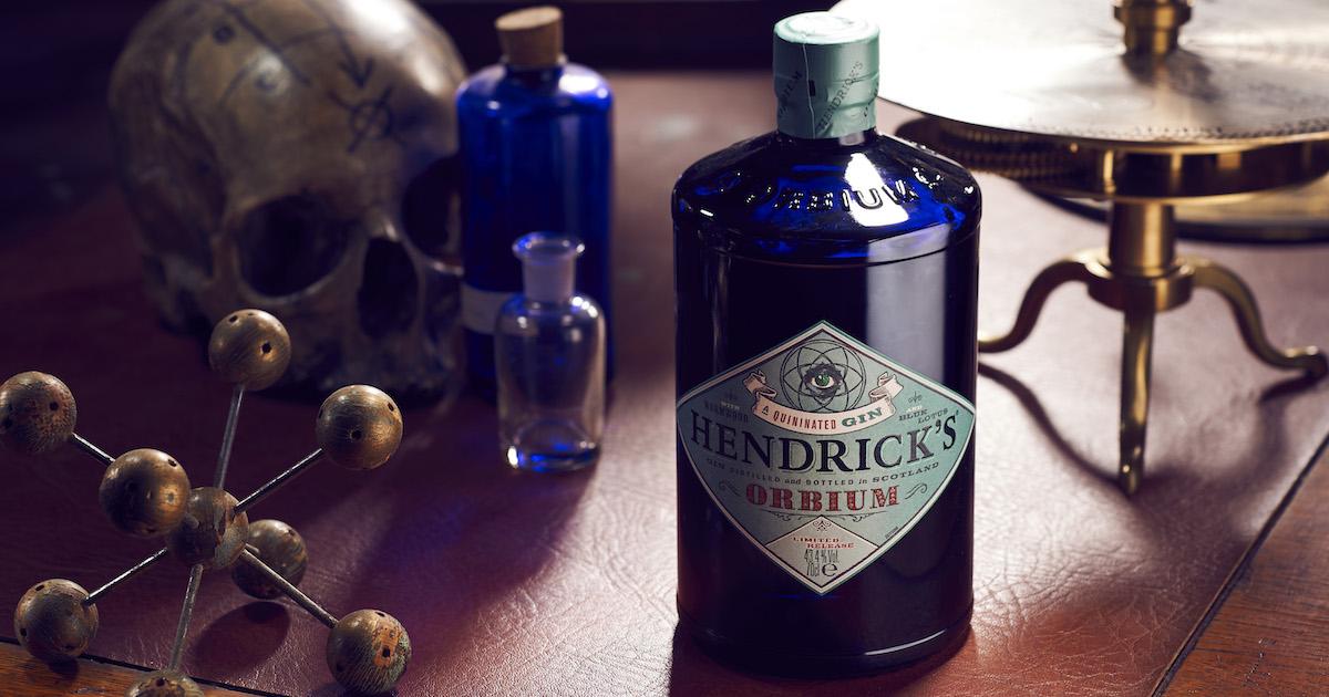 Hendrick's Orbium - Cover