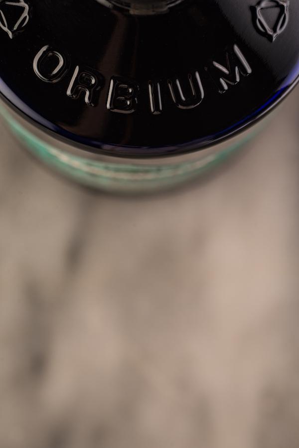 Gin Hendrick's Orbium - Nom