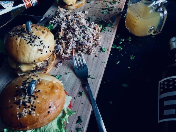Burgers - Automne Boulangerie Bakery