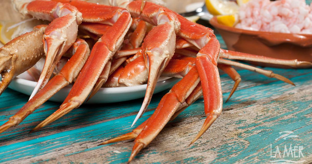La Mer Fish Market - Snow Crab - Cover