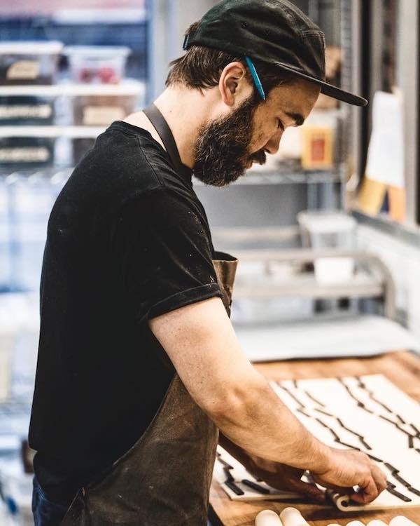 Seth Gabrielse - Automne Boulangerie Bakery