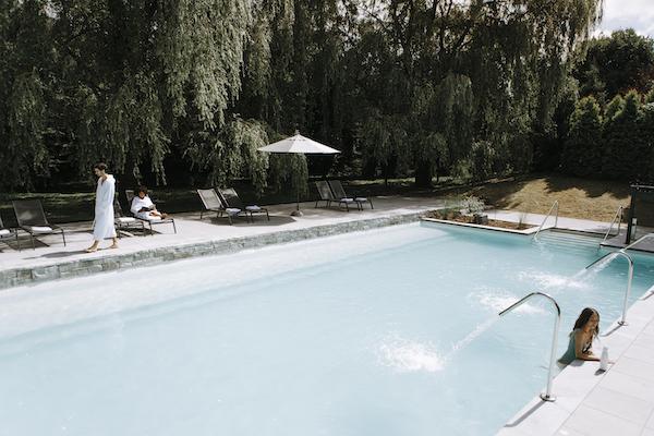 Strøm Mont-Saint-Hilaire - Piscine