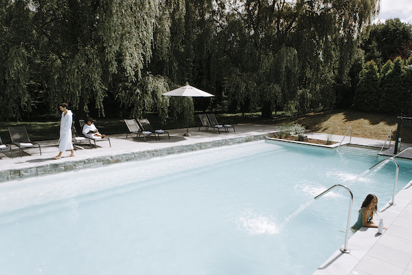 Strøm Mont-Saint-Hilaire Spa - pool