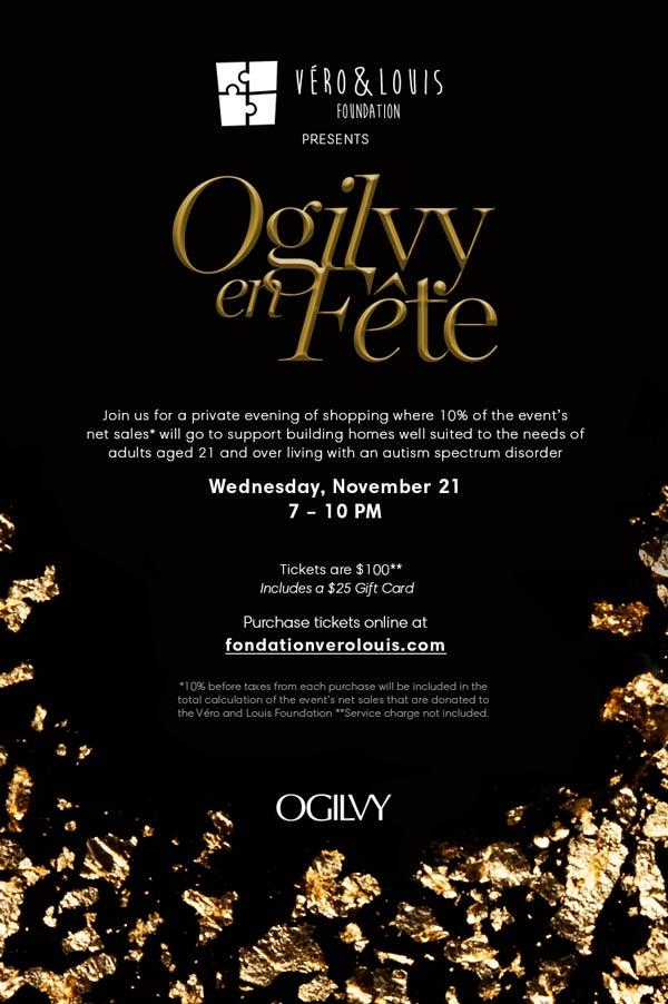 Ogilvy en Fête 2018 edition-invitation
