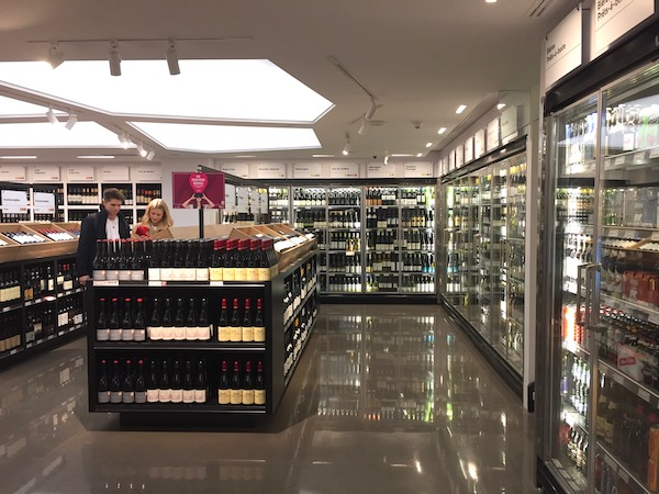 SAQ Selection Golden Square Mile - Cold Wines