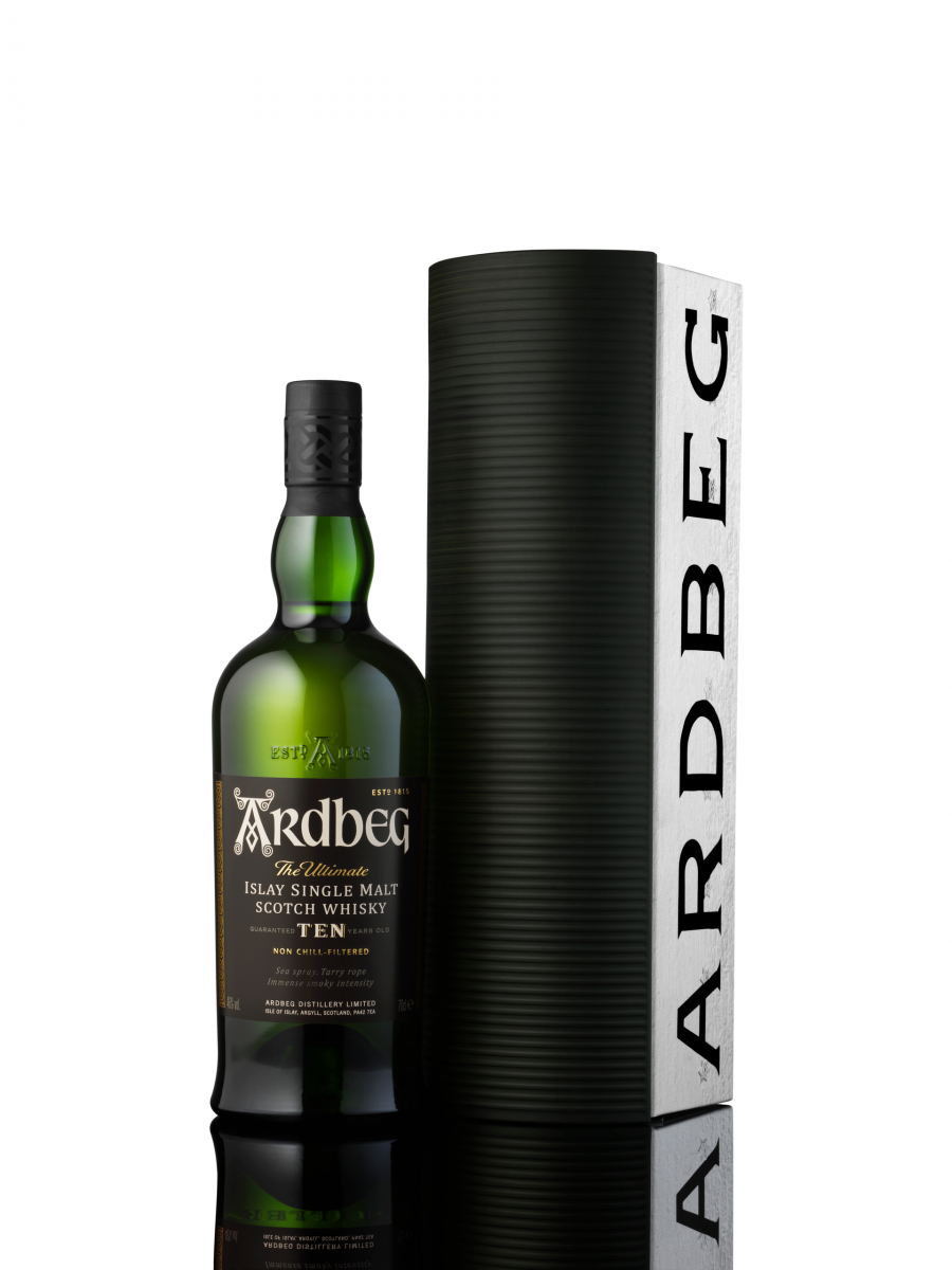 Top spirits and wines for Holidays - Ardbeg