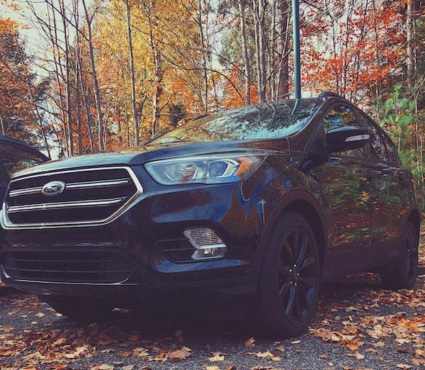 Zen with Ford - Escape