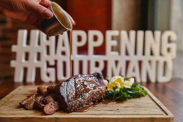 Happening Gourmand 2019 - Méchant Boeuf - Steak & Eggs