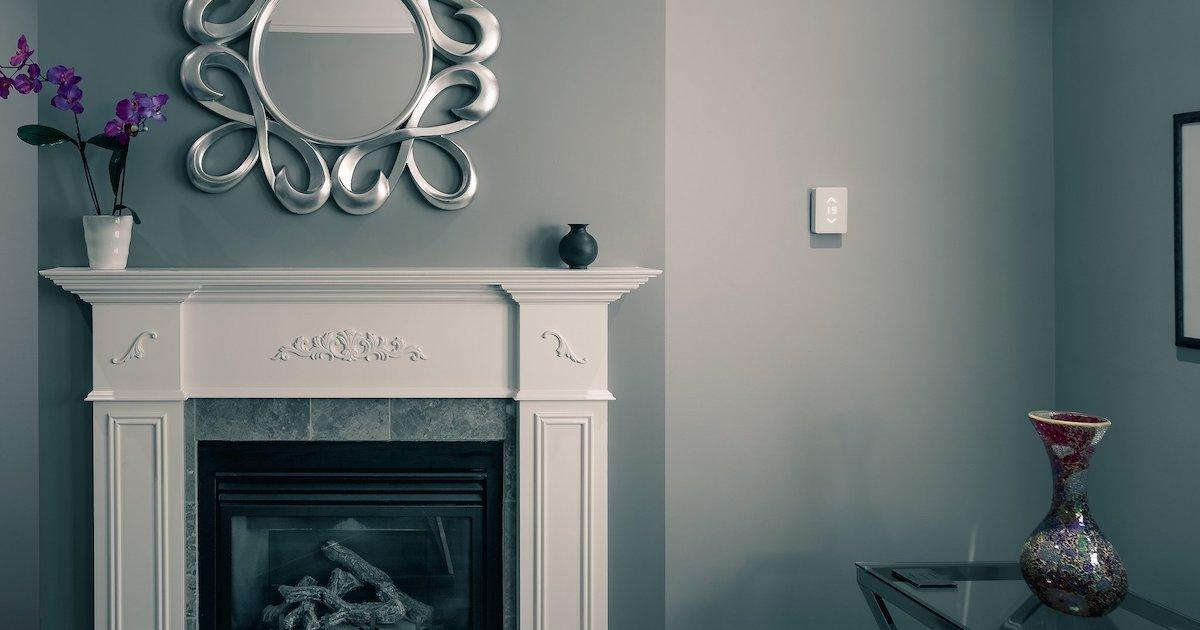 Thermostat Mysa -Couverture