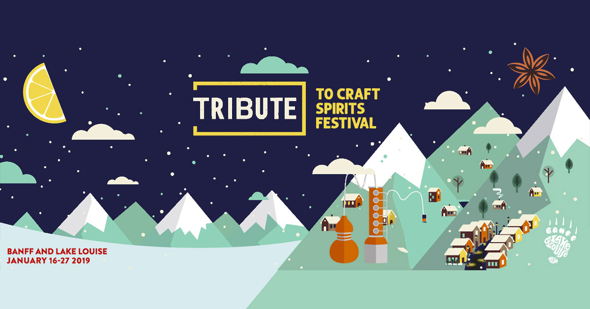Tribute to Craft Spirits Festival - Cover