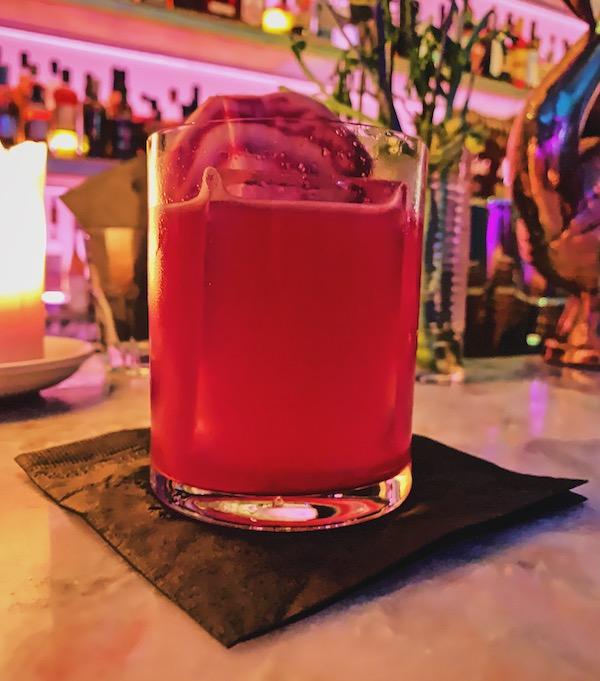 Dishbé Dios - Jeremy Bourgeois - Milky Way Cocktails Bar