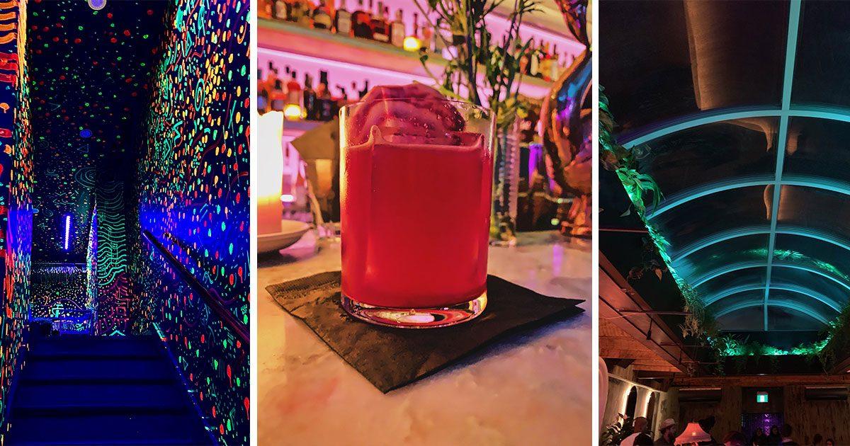 Dishbé Dios cocktail - Jeremy Bourgeois - Milky Way Cocktails Bar -Cover