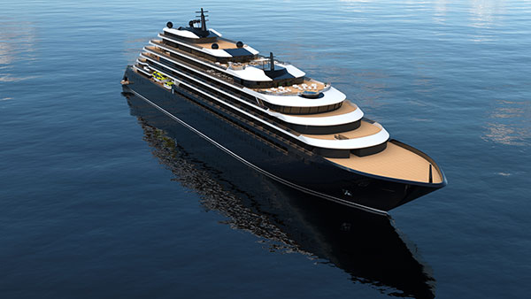 La Collection Yacht de Ritz-Carlton - Avant du Yacht
