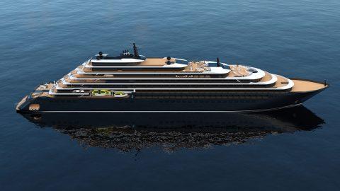 La Collection Yacht de Ritz-Carlton:  Hôtel de luxe sur Mer