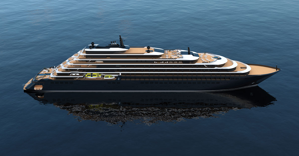 La Collection Yacht de Ritz-Carlton - Couverture