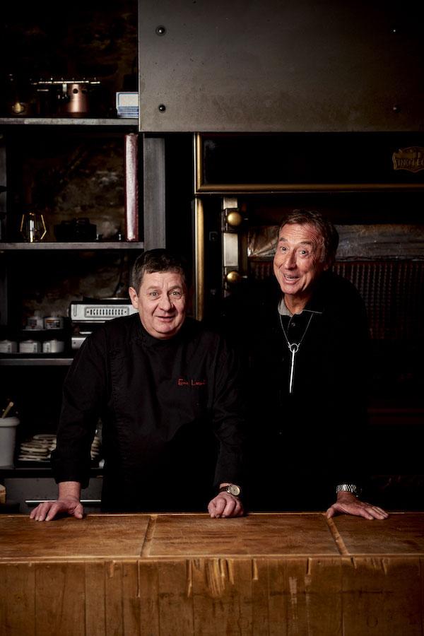 Montréal en Lumière 2019 Edition -Alexandre Et Fils - Eric Lecerf and Alain Creton