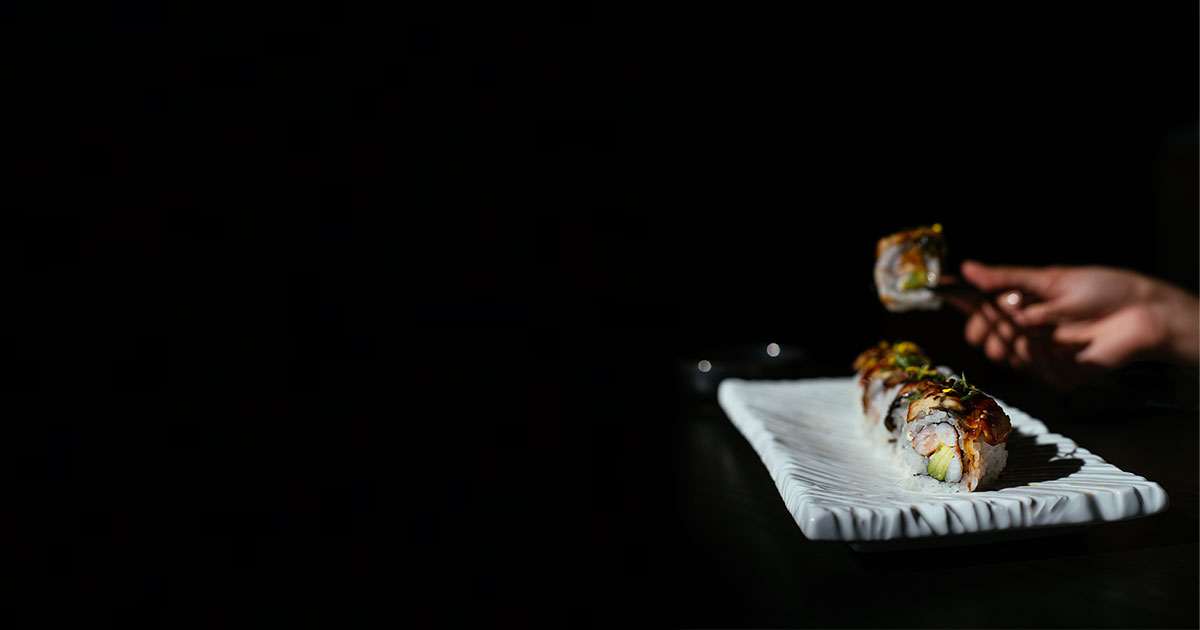 Ryu Westmount Sushi - Cover