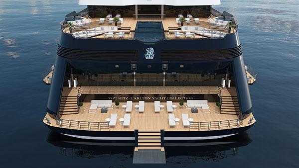 The Ritz-Carlton Yacht Collection - Sundeck