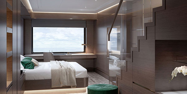 The Ritz-Carlton Yacht Collection - The Loft Suites - Lower