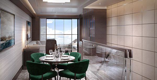 The Ritz-Carlton Yacht Collection - The Loft Suites - Upper