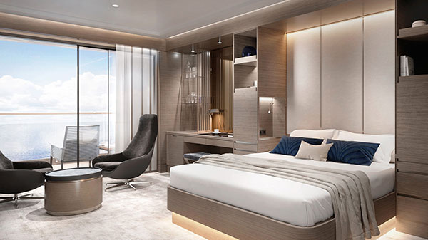 The Ritz-Carlton Yacht Collection - The Terrace Suites