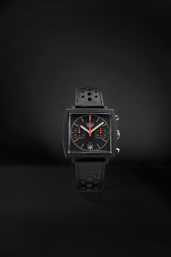 1979 TAG Heuer Monaco Dark Lord