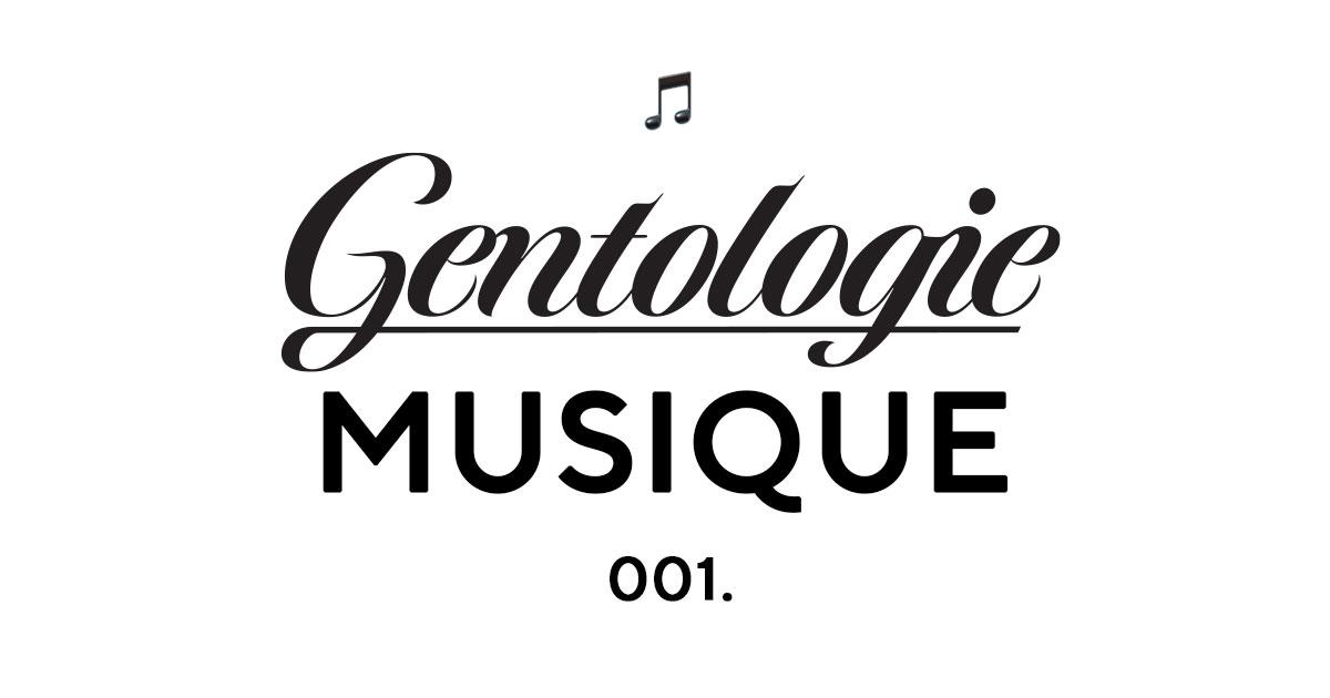 Gentologie Musique 001