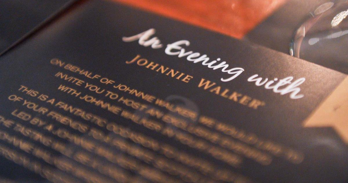 Johnnie Walker - Cover