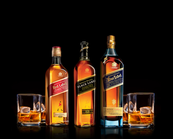 Johnnie Walker - Lineup