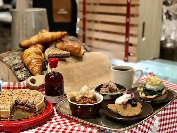 Repas des sucres à Montréal - Repas Marché Artisans Fairmont Le Reine Elizabeth