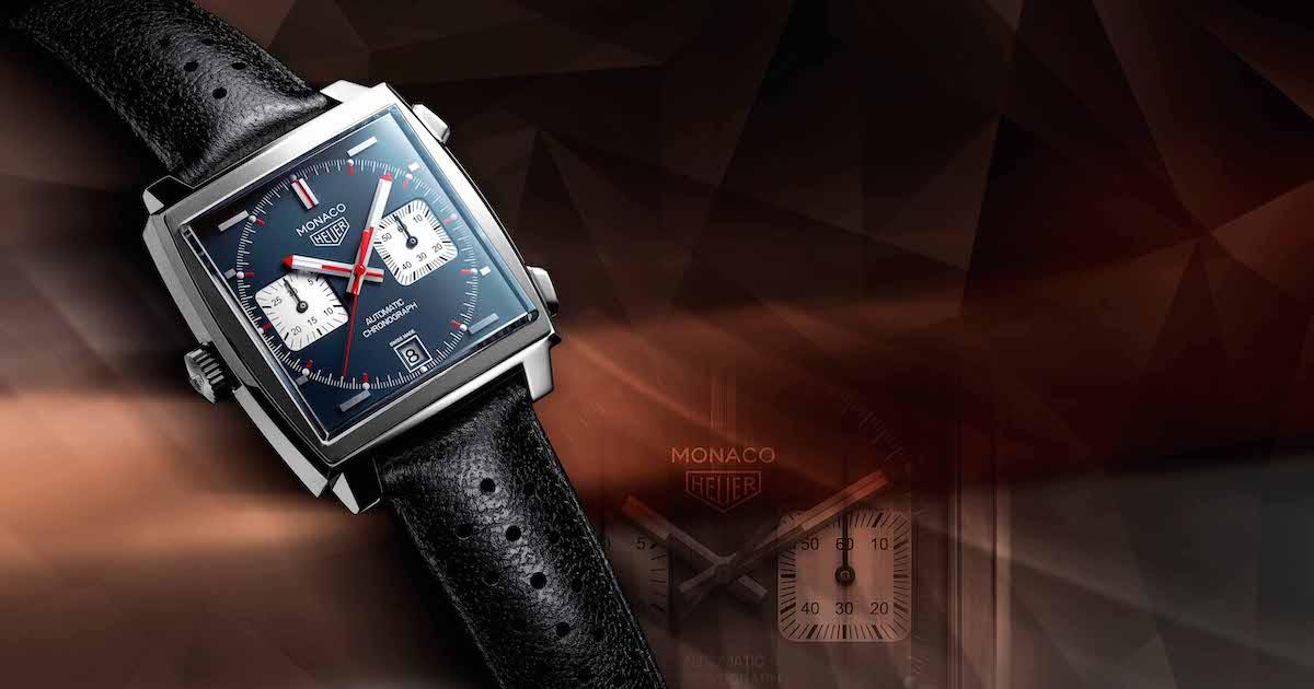 TAG Heuer Monaco 2015 - Cover
