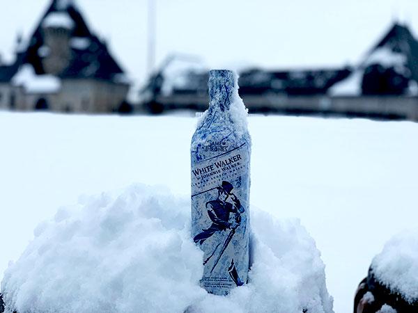 White Walker by Johnnie Walker - Bottle - McGill
