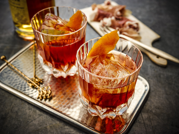 Boulevardier - Hendricks - William Grant & Sons Group