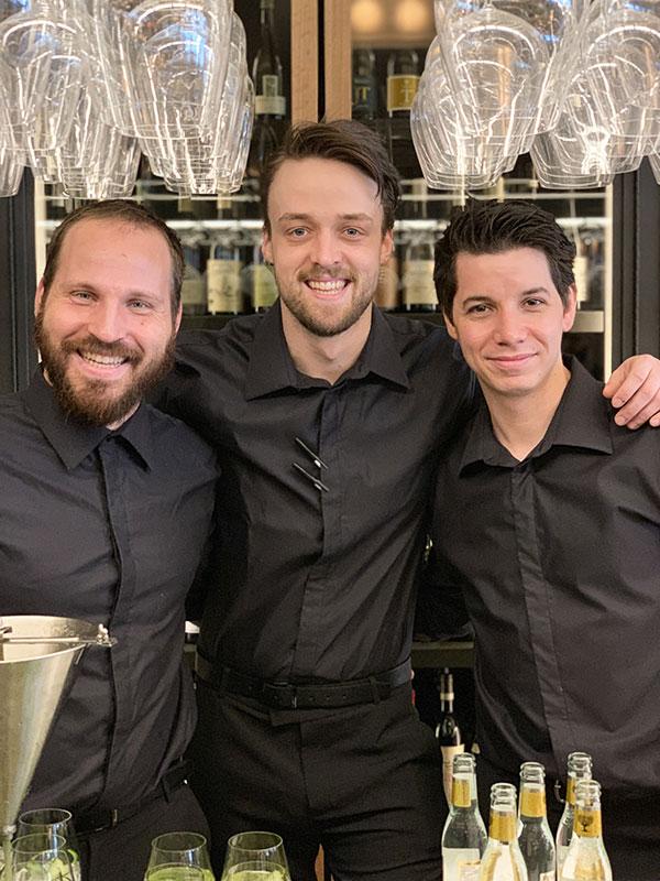 Four Seasons Hôtel Montréal - Jonathan Homier - Gavin Miller - Alexis Taoufiq