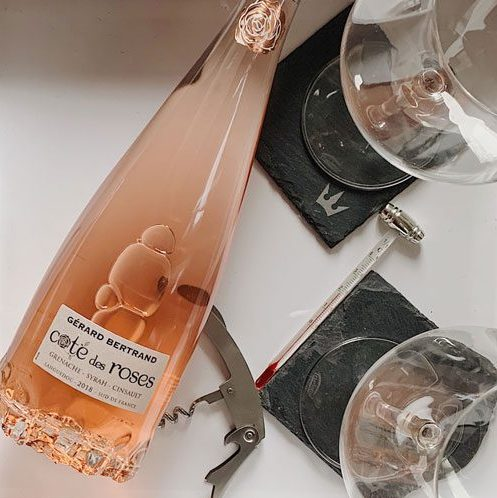 Charles and Charles 2017 Rosé Wine- Photo