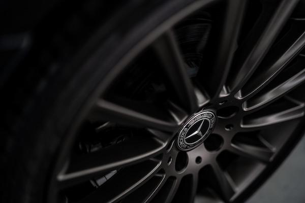 Jante Mercedes - pneus de route