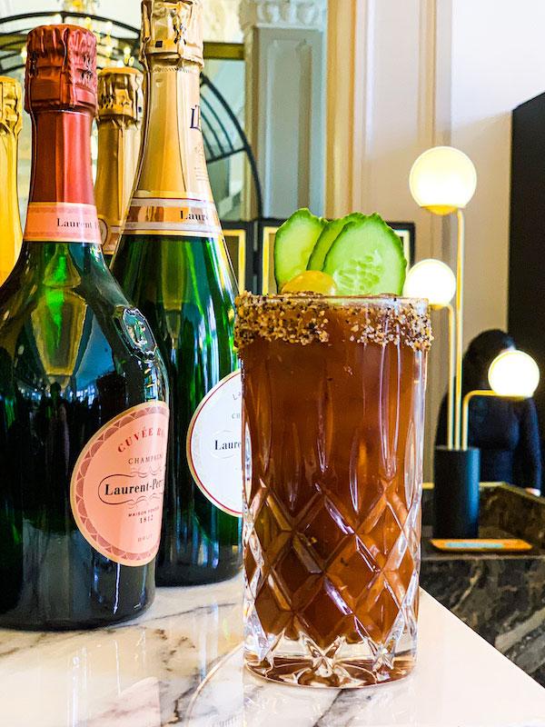 Les Caesars les plus luxueux de Montréal - Henri Brasserie Française