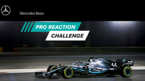 Only 30 seconds are needed to win a lap with Mercedes-AMG