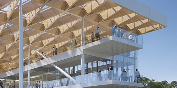 Terraces Credit: Société du Parc Jean-Drapeau