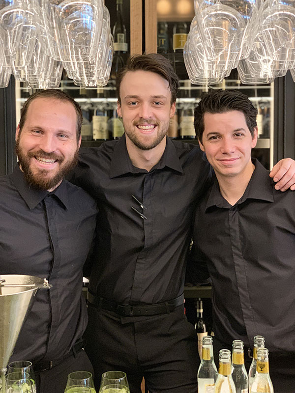 The Four Seasons Hotel Montreal - Jonathan Homier - Gavin Miller - Alexis Taoufiq